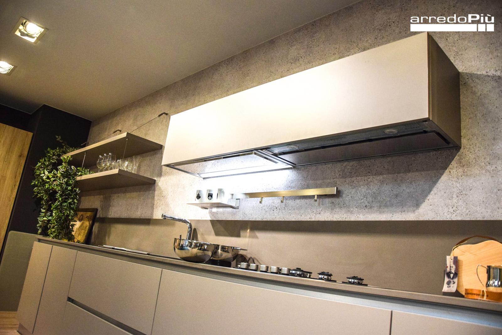 Cucina Scavolini LIBERAMENTE - Arredopiù Varese