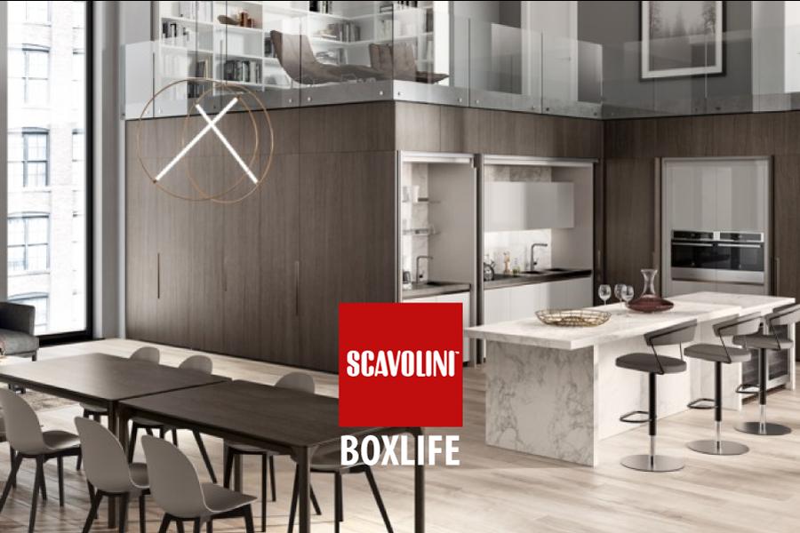 Box Life Scavolini